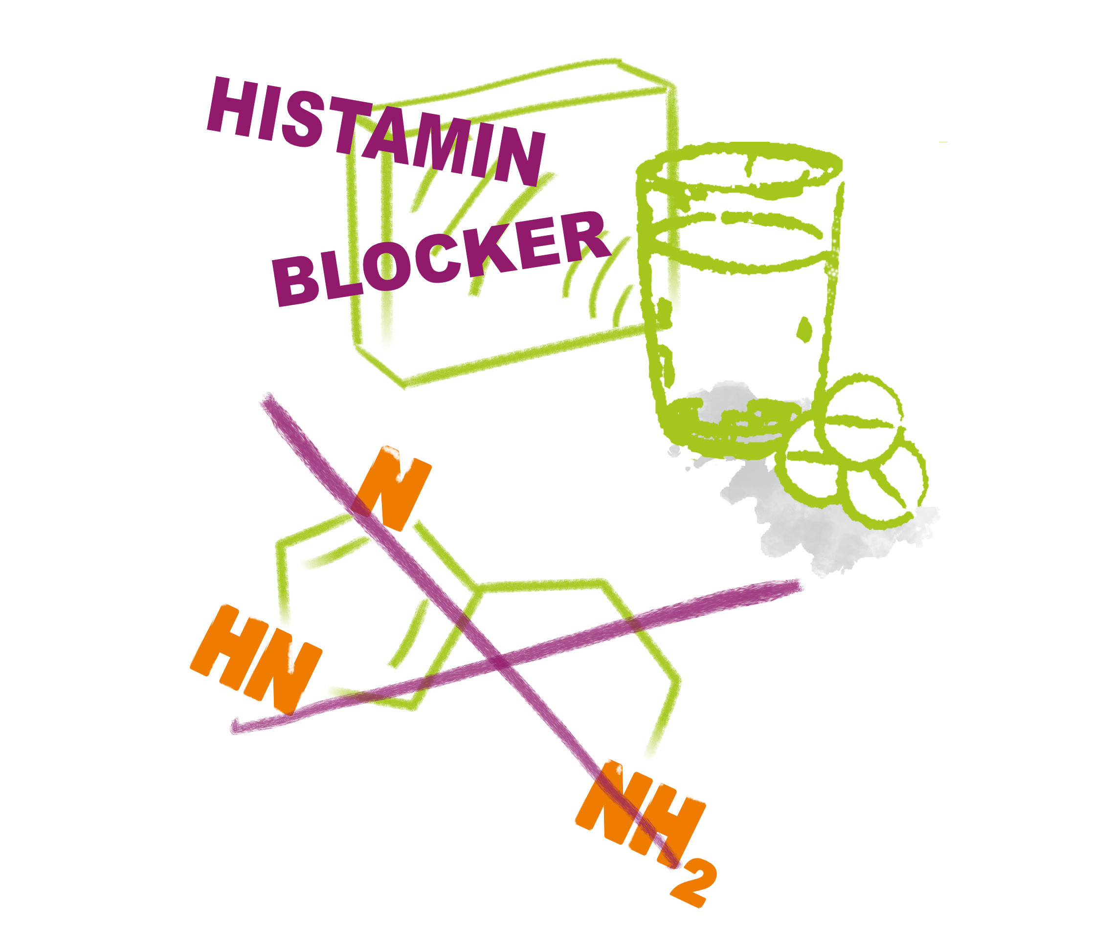 Histamin-Blocker